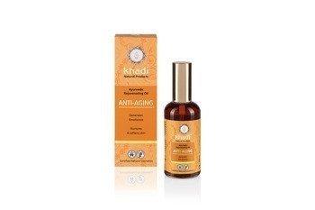 Ajurwedyjski olejek przeciwzmarszczkowy Khadi 100 ml