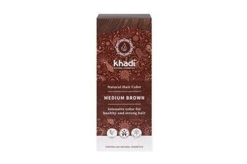 Henna Khadi Średni Brąz