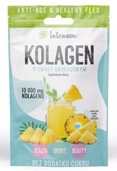 Kolagen o smaku ananasowym - saszetka