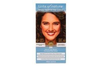 Naturalna farba do włosów Tints of Nature - 5N Naturalny jasny brąz
