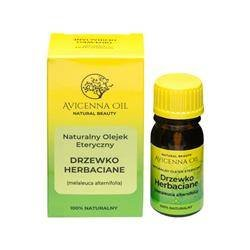 Naturalny olejek eteryczny: z DRZEWKA HERBACIANEGO