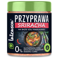Sriracha przyprawa z chili 175g