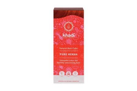 Henna Khadi Naturalna Czerwona (ruda)