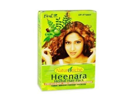 Henna do włosów Hesh - Heenara
