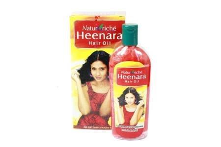 Hesh ziołowy olejek do włosów Heenara 200 ml