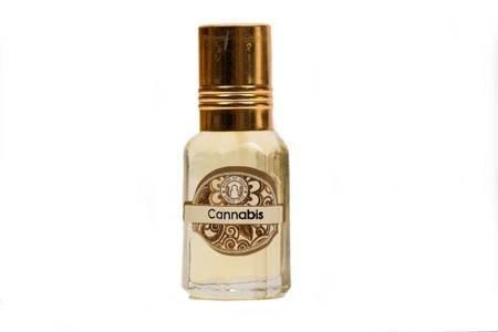 Indyjski olejek zapachowy 5 ml - Cannabis