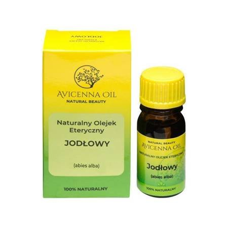 Naturalny olejek eteryczny: JODŁOWY