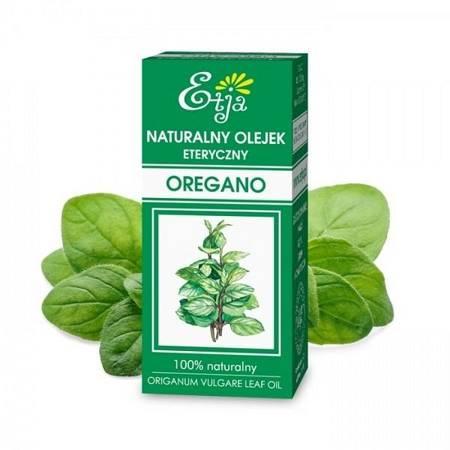 Naturalny olejek eteryczny: OREGANO
