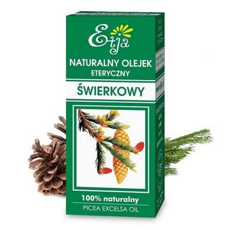Naturalny olejek eteryczny: ŚWIERKOWY