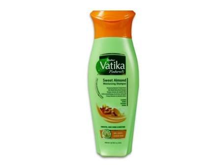 Nawilżający szampon Vatika - Słodkie Migdały
