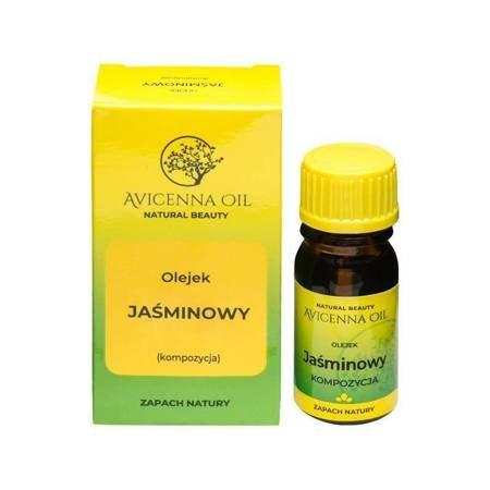Olejek zapachowy: JAŚMINOWY