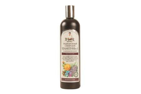 Syberyjski szampon wzmacniający na cedrowym propolisie No1